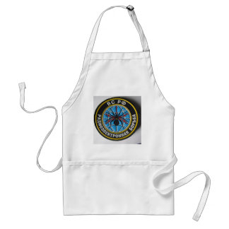 spider patch.russian secret service standard apron