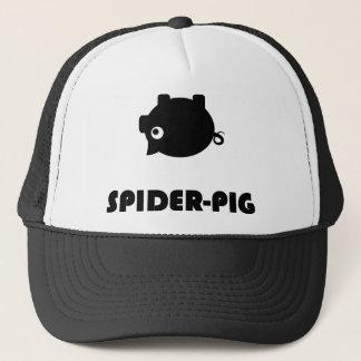 Spider-Pig Light T-shirts Trucker Hat