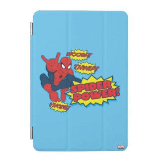 Spider Power Spider-Man Graphic iPad Mini Cover