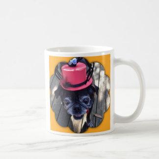 Spider Pug Coffee Mug
