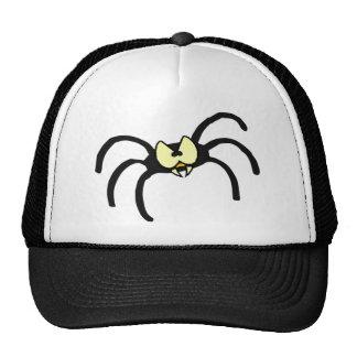 Spider Spooky October Fall Party Destiny Art Trucker Hat