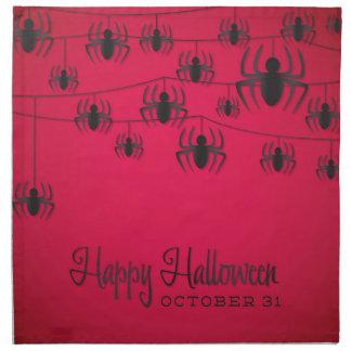 Spider string cloth napkins