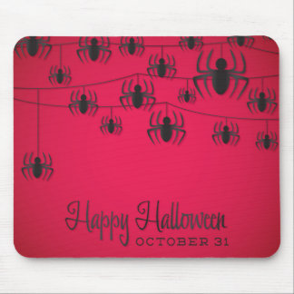 Spider string mouse pad