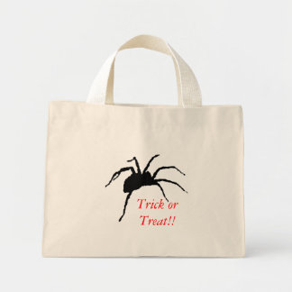 Spider Tote Bag 4-2010, Trick or Treat!!