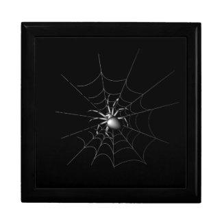 spider trinket box