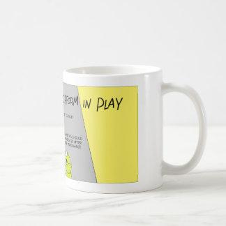 Spider unable to perform coffee mug