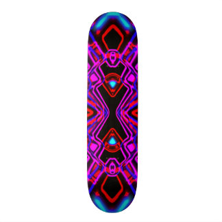 Spider Vortex mandala Skate Board Decks