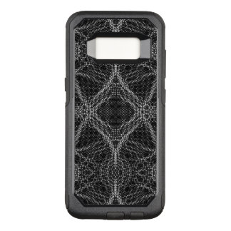 Spider Web Abstract OtterBox Commuter Samsung Galaxy S8 Case