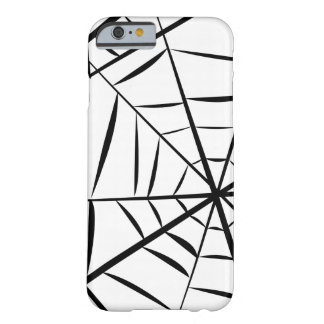 Spider Web Barely There iPhone 6 Case