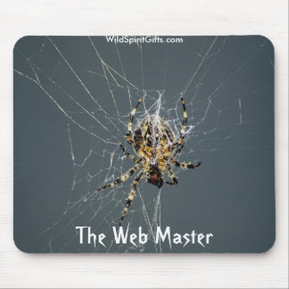 """'Spider Web"""" gifts Mouse Pad"""