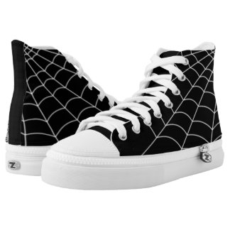 Spider Web High Tops