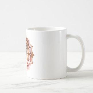 spider web hypnotic revitalized coffee mug