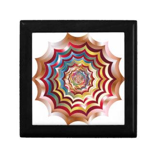 spider web hypnotic revitalized keepsake box