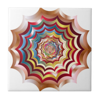 spider web hypnotic revitalized tile