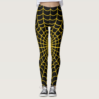 "Spider Web Pattern ~ Click ""Customize ~ To Change Leggings"