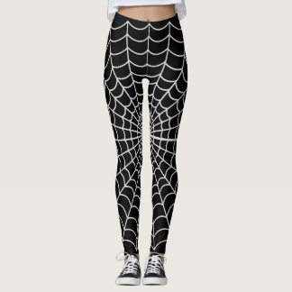 "Spider Web Pattern ~ ""Customize"" ~To Change Color~ Leggings"