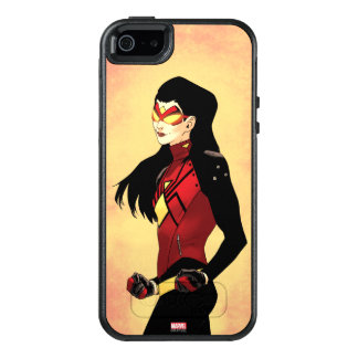 Spider-Woman Clenched Fists OtterBox iPhone 5/5s/SE Case