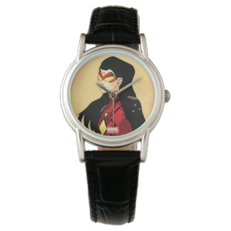 Spider-Woman Clenched Fists Wristwatches