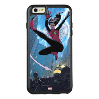 Spider-Woman Getting The Drop On Villain OtterBox iPhone 6/6s Plus Case