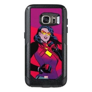 Spider-Woman Raised Fist OtterBox Samsung Galaxy S7 Case
