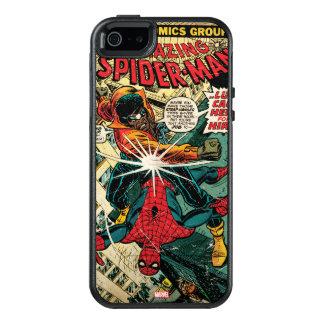 Spiderman - 123 Aug OtterBox iPhone 5/5s/SE Case