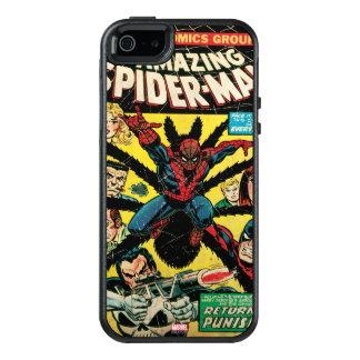 Spiderman - 135 Aug OtterBox iPhone 5/5s/SE Case