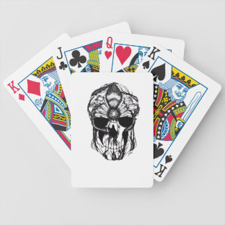 Spiderroots Bicycle Playing Cards