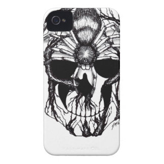 Spiderroots iPhone 4 Cover