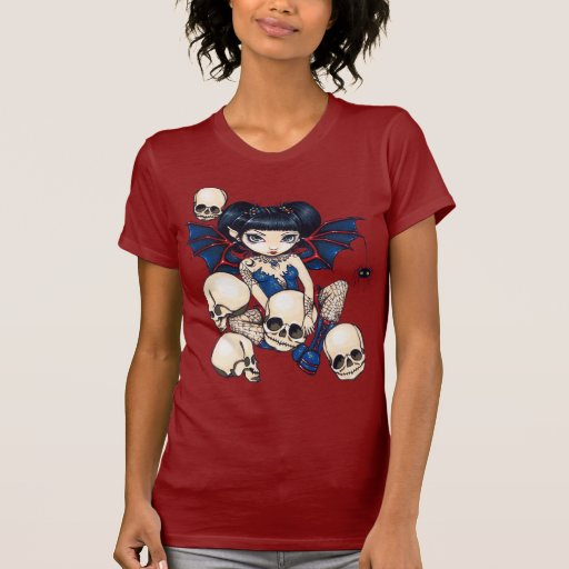 Spiders And Skulls Shirt