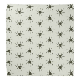 Spiders grey bandana