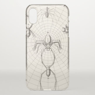 Spiders in a Web iPhone X Case