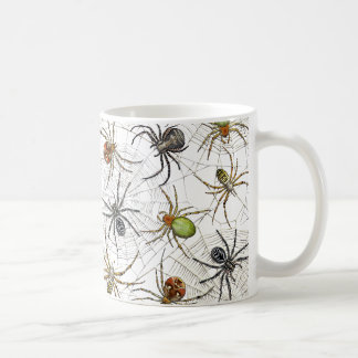 Spiders Net Mug
