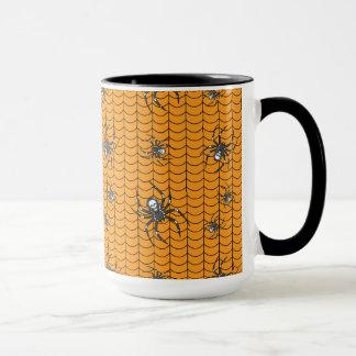 Spiders on Parade Mug