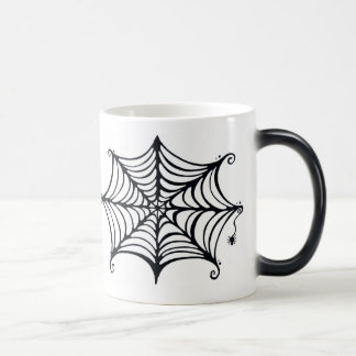 Spider's Web Magic Mug