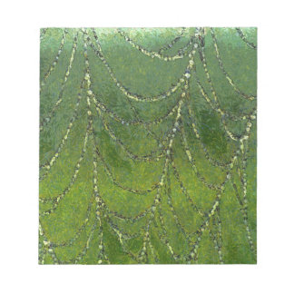 Spiders Web Notepad
