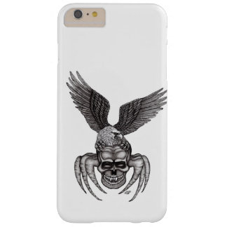 Spiderskull with Eagle Barely There iPhone 6 Plus Case