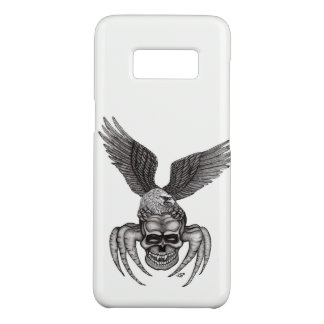 Spiderskull with Eagle Case-Mate Samsung Galaxy S8 Case