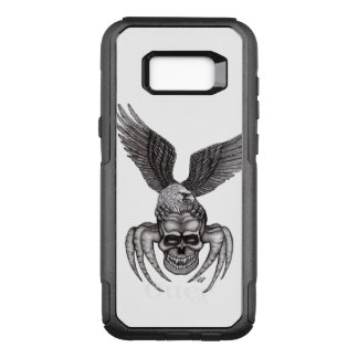 Spiderskull with Eagle OtterBox Commuter Samsung Galaxy S8+ Case
