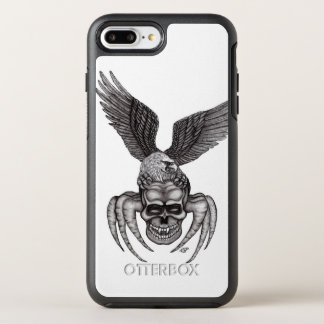 Spiderskull with Eagle OtterBox Symmetry iPhone 8 Plus/7 Plus Case