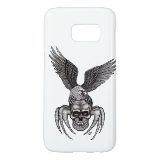 Spiderskull with Eagle Samsung Galaxy S7 Case