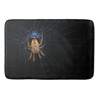 Spiderweb Bathroom Mat