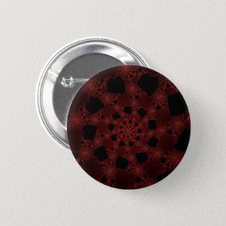 Spiderweb Fractal Button