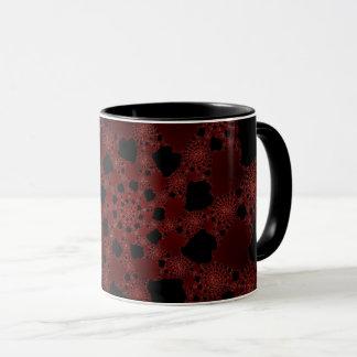 Spiderweb Fractal Mug