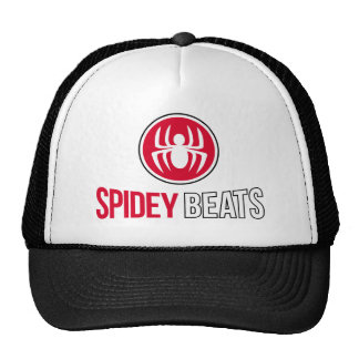 Spidey Beats Trucker Hat