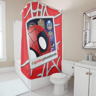 #spideyphotobomb Spider-Man Emoji