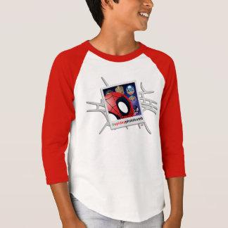 #spideyphotobomb Spider-Man Emoji T-Shirt