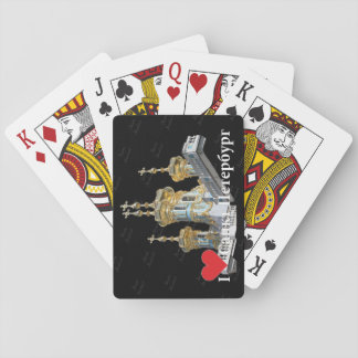Spielkarten St. Petersburg Russia Russia Playing Cards