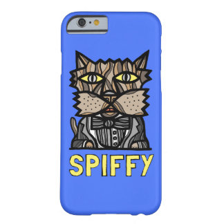 """Spiffy"" Glossy Phone Case"