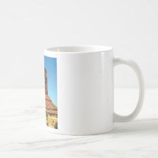 spike in the monument coffee mug
