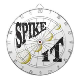 spike it volleyball dart boards